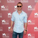 Michael Fassbender presenta 'Un método peligroso' en el Festival de Venecia