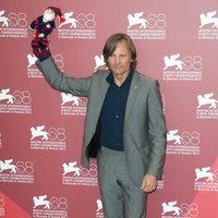 Viggo Mortensen presenta 'Un método peligroso' en el Festival de Venecia