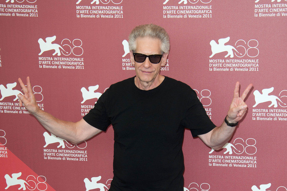 David Cronenberg, director de 'Un método peligroso', en el Festival de Venecia