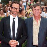 Guy Pearce y Todd Haynes en el Festival de Venecia