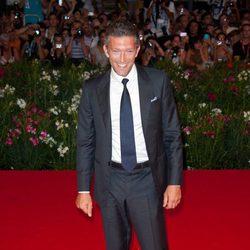 Vincent Cassel en la première de 'Un método peligroso' en el Festival de Venecia