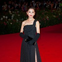 Charlene Choi presenta 'The sorcerer an the white snake' en el Festival de Venecia