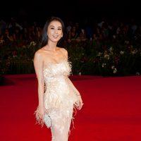 Shengyi Huang en el Festival de Venecia