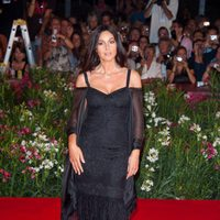 Monica Bellucci en la première de 'Un Ete Brulant' en el Festival de Venecia
