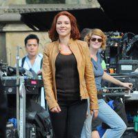 Scarlett Johansson es Natasha Romanoff en 'Los Vengadores'