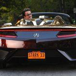 El coche de Tony Stark