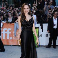 Angelina Jolie en el Festival de Toronto
