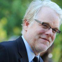 Philip Seymour Hoffman presenta 'Moneyball' en Toronto