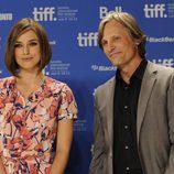 Keira Knightley y Viggo Mortensen presentan en Toronto 'Un método peligroso'