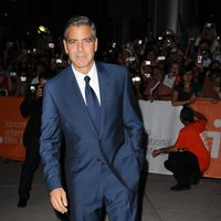 George Clooney presenta en Toronto 'The ides of march'
