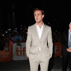Ryan Gosling presenta 'The ides of march' en el TIFF