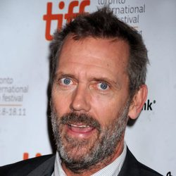 Hugh Laurie posa en el TIFF
