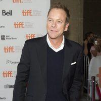 Kiefer Sutherland presenta 'Melancolía' en Toronto