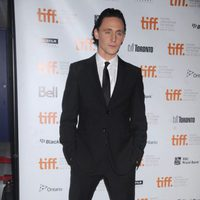 Tom Hiddleston presenta 'The deep blue sea' en Toronto