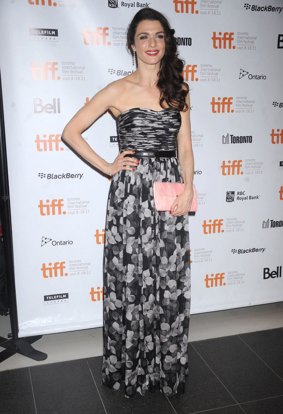 Rachel Weisz presenta 'The deep blue sea' en el TIFF