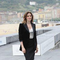 Pilar López de Ayala presenta 'Intrusos' en San Sebastián