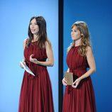 Bárbara Goenaga y Marta Etura inauguran San Sebastián 2011