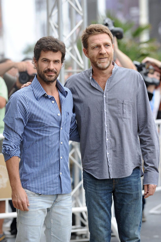 Rodolfo Sancho y Juanjo Artero llegan al Festival de San Sebastián