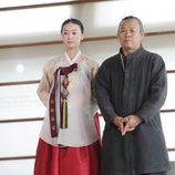 Kim Ye-Na y Kim-Ki Duk presentan 'Amen' en San Sebastián