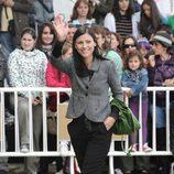 Helena Miquel llega a San Sebastián