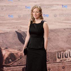 Sarah Polley en la inauguración de San Sebastián 2011