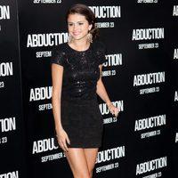 Selena Gomez en la presentación de 'Sin salida'