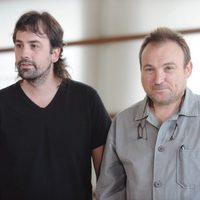Isaki Lacuesta y Miguel Barceló asisten al Festival de San Sebastián