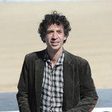 Eric Elmosninio promociona 'Le skylab' en San Sebastián