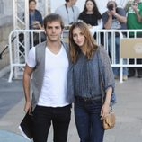 Marc Clotet y Ana de Armas en San Sebastián