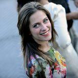 María León sonríe en el Festival de San Sebastián