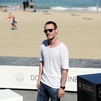Michael Fassbender presenta 'Shame' en San Sebastián