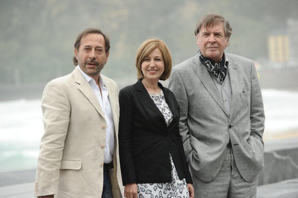 Guillermo Francella, Arturo Puig y Mercedes Morán presentan 'Los Marziano'