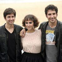 Eduardo Chapero-Jackson, Alba García y Miguel Ángel Silvestre presentan 'Verbo'