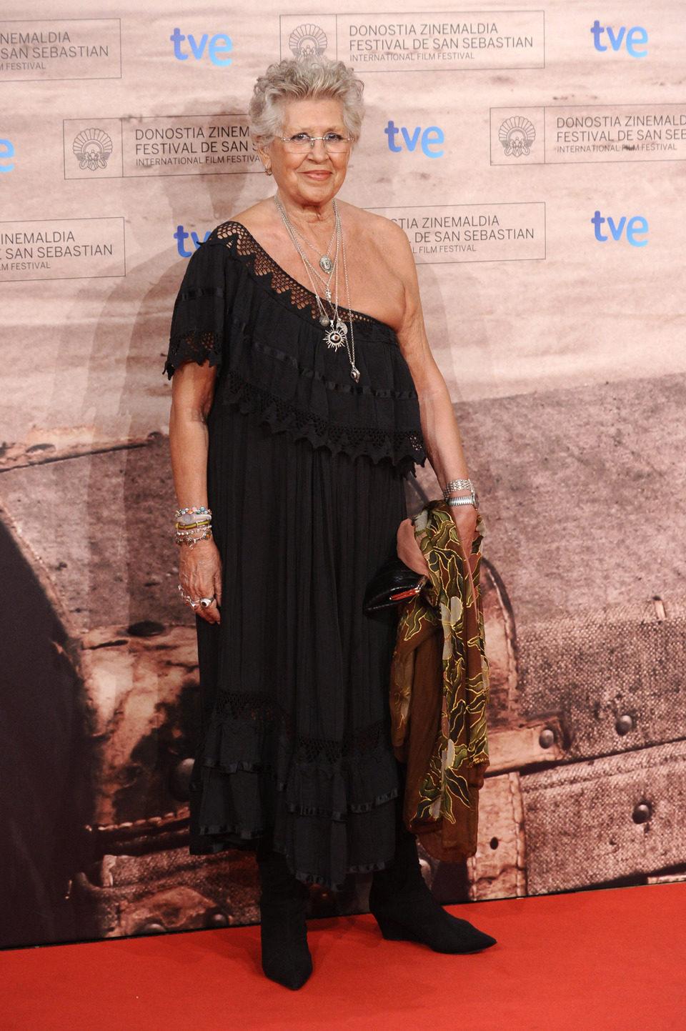 Pilar Bardem asiste a la presentación de 'Americano'