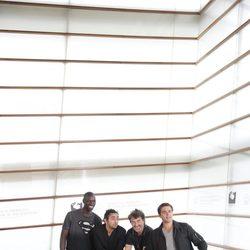 El equipo de 'Intouchables' presenta la película en San Sebastián