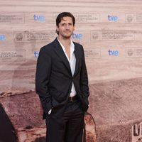 Juan Diego Botto llega a la gala de clausura de Zinemaldia