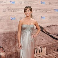 Marta Etura viste de Oscar de la Renta en el Festival de San Sebastián