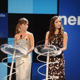 Marta Etura y Bárbara Goenaga presentan la gala de clausura de San Sebastián