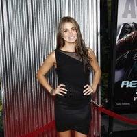 Nikki Reed en la premiére de 'Acero puro'