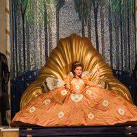 Julia Roberts en su imponente trono de 'Snow White'