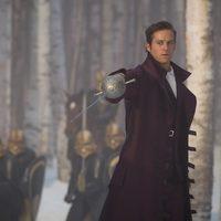 Armie Hammer es el príncipe de 'Snow White'