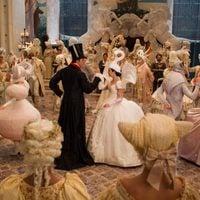 Baile de gala en 'Snow White'