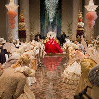 La corte de la malvada reina en 'Snow White'