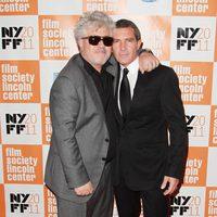 Presentación de 'La piel que habito' en el Festival de Cine de Nueva York