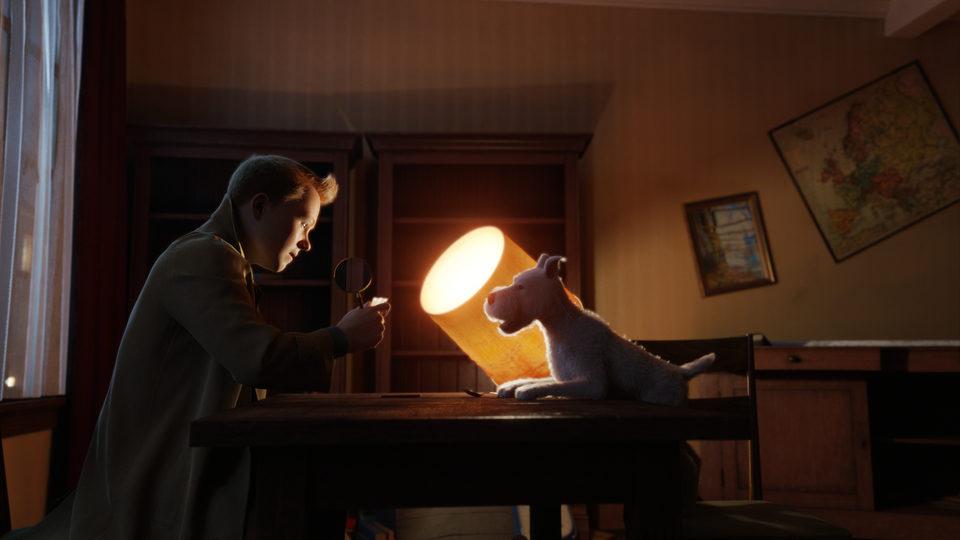 Las Aventuras de Tintín: El secreto del Unicornio, fotograma 23 de 26