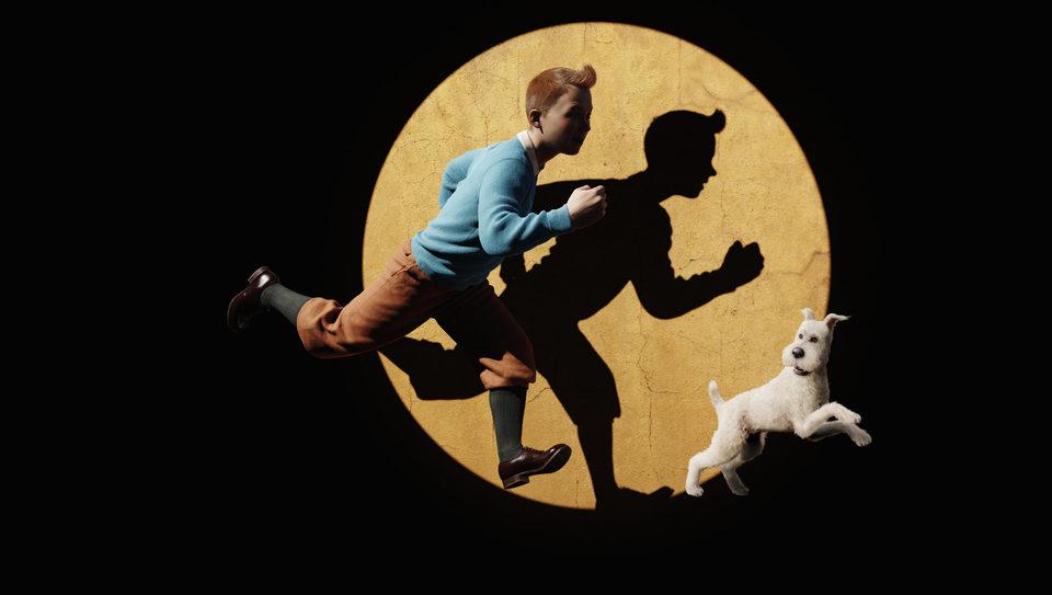 Las Aventuras de Tintín: El secreto del Unicornio, fotograma 4 de 26