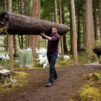 Emmet despeja la zona de la boda de 'Amanecer: Parte 1'
