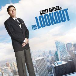 Póster de Casey Affleck en 'Un golpe de altura'