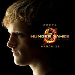 Josh Hutcherson es Peeta en 'Los Juegos del Hambre'