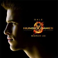 Liam Hemsworth es Gale en 'Los Juegos del Hambre'